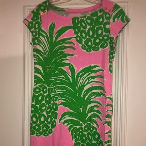 Short Lilly Pulitzer dress